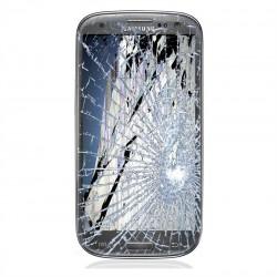 [Réparation] Bloc Avant ORIGINAL Gris - SAMSUNG Galaxy S3 - i9300