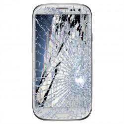 [Réparation] Bloc Avant ORIGINAL Blanc - SAMSUNG Galaxy S3 - i9305