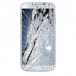 [Réparation] Bloc Avant ORIGINAL Blanc - SAMSUNG Galaxy S4 - i9505 / i9515