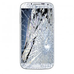 [Réparation] Bloc Avant ORIGINAL Blanc - SAMSUNG Galaxy S4 LTE - i9506