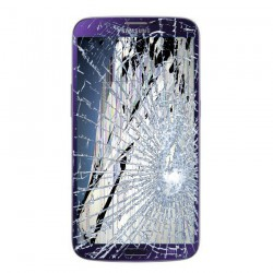 [Réparation] Bloc Avant ORIGINAL Violet - SAMSUNG Galaxy S4 - i9505 / i9515