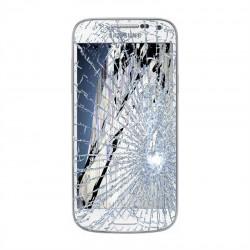Forfait Réparation Bloc Avant Blanc ORIGINAL - SAMSUNG Galaxy S4 Mini i9195