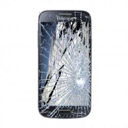 [Réparation] Bloc Avant Noir / Bleu ORIGINAL - SAMSUNG Galaxy S4 Mini - i9195