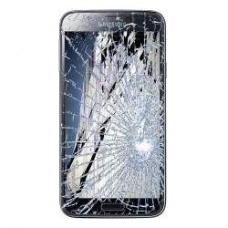 Forfait Réparation Bloc Avant Noir ORIGINAL - SAMSUNG Galaxy S5 G900F / G901F