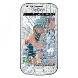 [Réparation] Vitre Tactile ORIGINALE Blanche - SAMSUNG Galaxy TREND - S7560