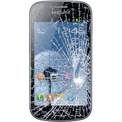 [Réparation] Vitre Tactile ORIGINALE Noire - SAMSUNG Galaxy TREND - S7560