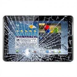 [Réparation] Vitre Tactile Noire - SAMSUNG Galaxy TAB 2 10.1 - P5100 / P5110