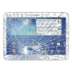 [Réparation] Vitre Tactile Blanche - SAMSUNG Galaxy TAB 3 10.1 - P5210 / P5220