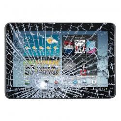 [Réparation] Vitre Tactile Noire - SAMSUNG Galaxy TAB 3 10.1 - P5210 / P5220