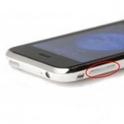 [Réparation] Nappe Jack Noire - iPhone 3G