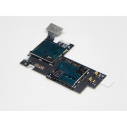 Lecteur Carte SIM / Carte Mémoire ORIGINAL - SAMSUNG Galaxy NOTE 2 LTE N7105