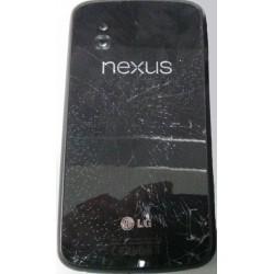 [Réparation] Coque Arrière ORIGINALE Noire - LG Nexus 4 - E960