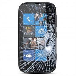 [Réparation] Vitre Tactile ORIGINALE Noire - NOKIA Lumia 510