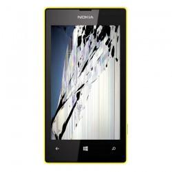 [Réparation] Bloc Tactile ORIGINAL + Ecran LCD ORIGINAL - NOKIA Lumia 520 / 525