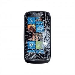 [Réparation] Bloc Tactile ORIGINAL Argent - NOKIA Lumia 610