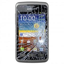 [Réparation] Vitre Tactile ORIGINALE Noire + Adhésifs - SAMSUNG Galaxy XCover - S5690