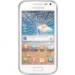[Réparation] Vitre Tactile ORIGINALE Blanche - SAMSUNG Galaxy ACE - S5830i / S5839i