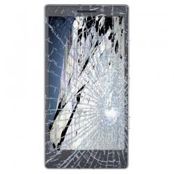 [Réparation] Bloc Avant ORIGINAL Argent - NOKIA Lumia 930