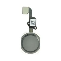 Nappe de bouton HOME Noir Complète + Touch ID ORIGINAL - iPhone 6