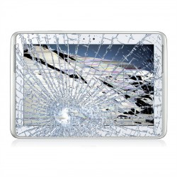 [Réparation] Bloc Avant ORIGINAL Blanc - SAMSUNG Galaxy NOTE 10.1 - N8000