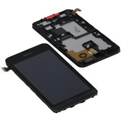 Bloc Avant ORIGINAL Noir - NOKIA Lumia 530