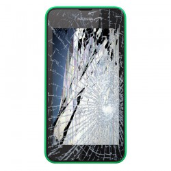 [Réparation] Bloc Avant ORIGINAL Noir - NOKIA Lumia 530