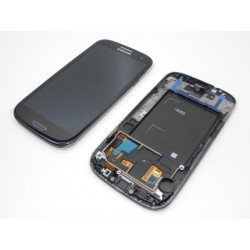 Bloc Avant Noir ORIGINAL - SAMSUNG Galaxy S3 i9300