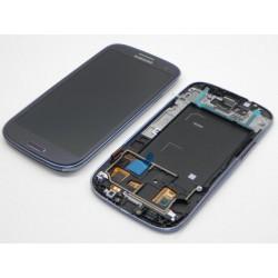 Bloc Avant Bleu ORIGINAL - SAMSUNG Galaxy S3 i9300