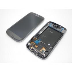 Bloc Avant Gris ORIGINAL - SAMSUNG Galaxy S3 i9300