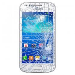 Forfait Réparation Vitre Tactile ORIGINALE Blanche + Adhésifs - SAMSUNG Galaxy ACE 3 S7275