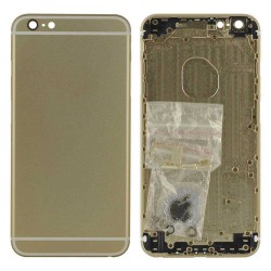 Châssis / Coque Arrière Or - iPhone 6