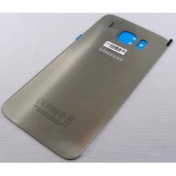 Vitre Arrière Cache Batterie Or ORIGINAL - SAMSUNG Galaxy S6 Edge G925F