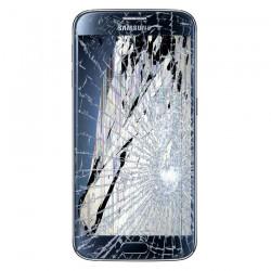 [Réparation] Bloc Avant ORIGINAL Bleu / Noir - SAMSUNG Galaxy S6 - G920F