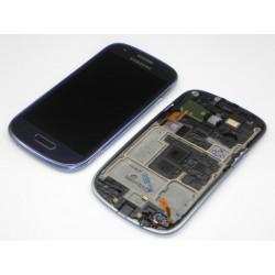 Bloc Avant Bleu ORIGINAL - SAMSUNG Galaxy S3 Mini i8190