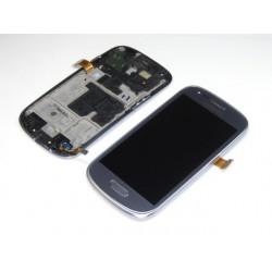 Bloc Avant Gris ORIGINAL - SAMSUNG Galaxy S3 Mini i8190