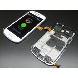 Bloc Avant Blanc ORIGINAL - SAMSUNG Galaxy S3 Mini i8190