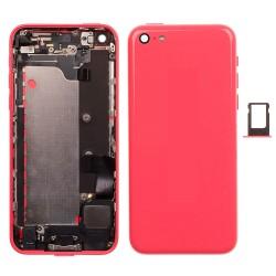 Châssis / Coque Arrière Rose - iPhone 5C