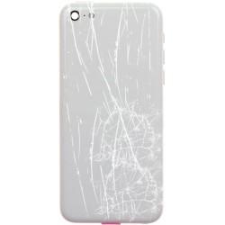 Réparation Châssis / Coque Arrière Blanche - iPhone 5C
