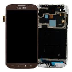 Bloc Avant Marron ORIGINAL - SAMSUNG Galaxy S4 i9505