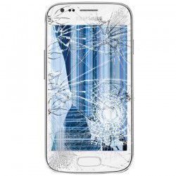 [Réparation] Bloc Avant ORIGINAL Blanc - SAMSUNG Galaxy ACE 4 - G357FZ