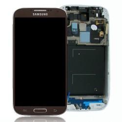Bloc Avant Marron Clair ORIGINAL - SAMSUNG Galaxy S4 i9505