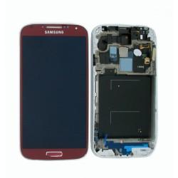 Bloc Avant Rouge ORIGINAL - SAMSUNG Galaxy S4 i9505