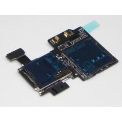 Lecteur Carte SIM / Carte Mémoire ORIGINAL - SAMSUNG Galaxy S4 i9505