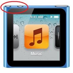 [Réparation] Nappe de boutons Volume - iPod Nano 6