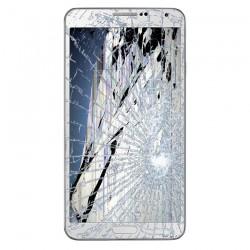 [Réparation] Bloc Avant ORIGINAL Blanc - SAMSUNG Galaxy NOTE 3 Lite / Néo - N7505