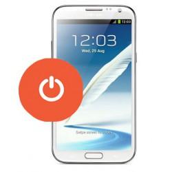 [Réparation] Nappe de Bouton POWER ORIGINALE - SAMSUNG Galaxy NOTE 2 - N7100 / N7105