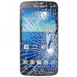 [Réparation] Vitre Tactile ORIGINALE Bleue / Noire + Adhésifs - SAMSUNG Galaxy GRAND 2 - G7105