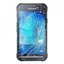 [Réparation] Vitre Tactile ORIGINALE + Adhésifs - SAMSUNG Galaxy XCover 3 - G388F