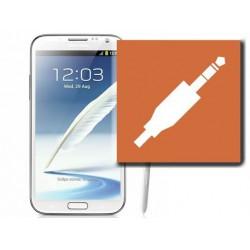Ecouteur Interne / Prise Jack ORIGINAL - SAMSUNG Galaxy NOTE 2 N7100