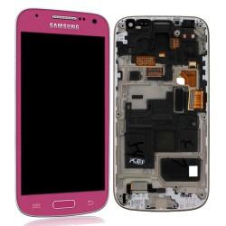 Bloc Avant Rose ORIGINAL - SAMSUNG Galaxy S4 Mini i9195